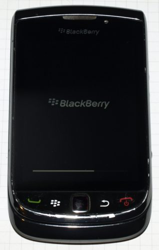Blackberry 9800 torch újra ép